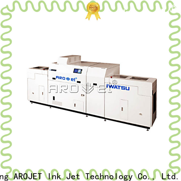 Arojet arojet inkjet coding systems best manufacturer for film