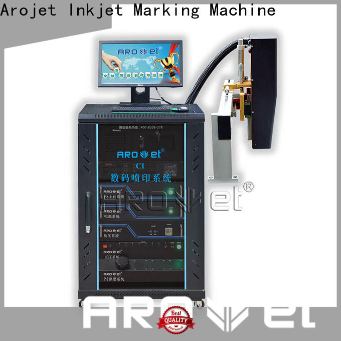 Arojet costeffective inkjet variable data printing machine suppliers for business