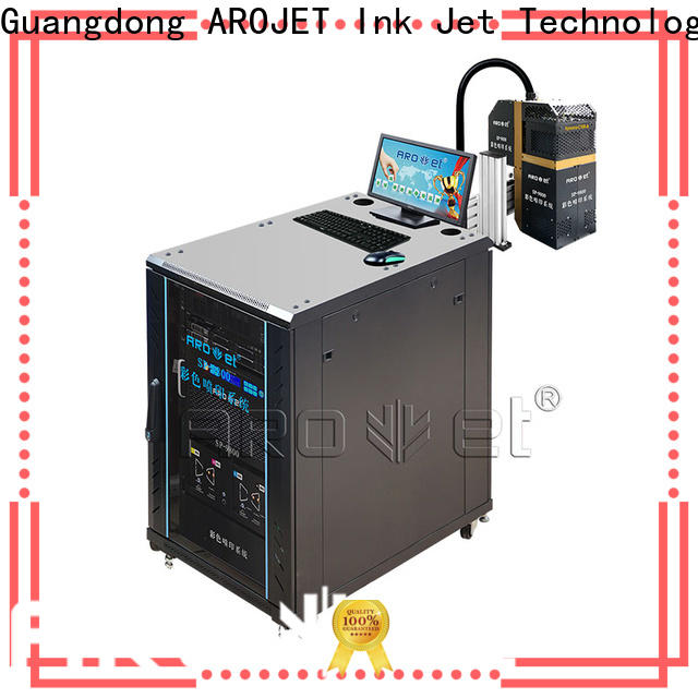 Arojet x6 industrial inkjet marking systems factory direct supply for sale
