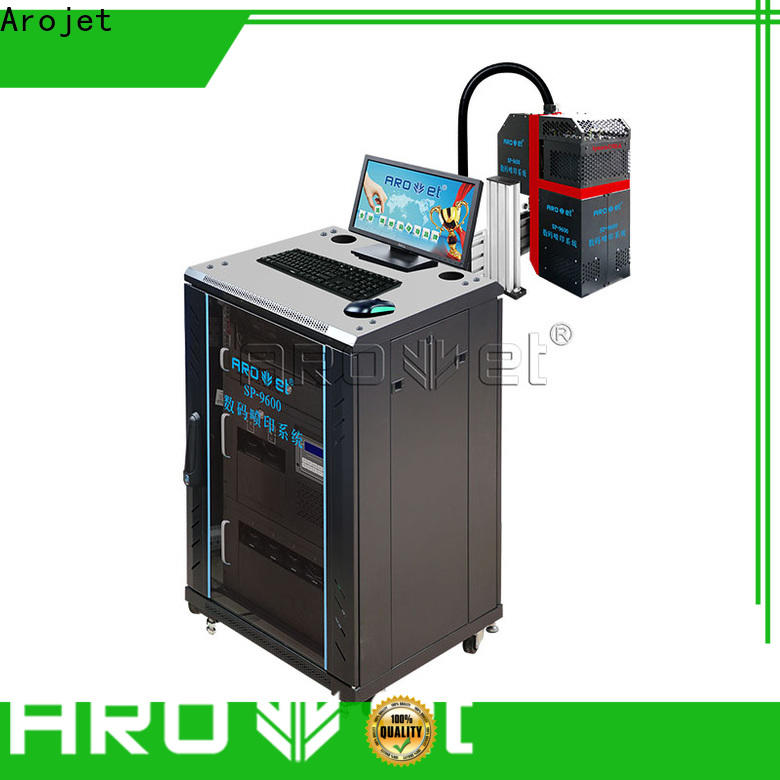 Arojet x9 inkjet industrial printing from China for sale