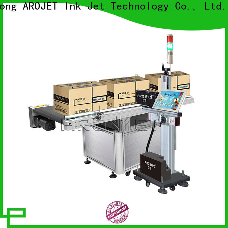 Arojet fast inkjet printer with good price for paper