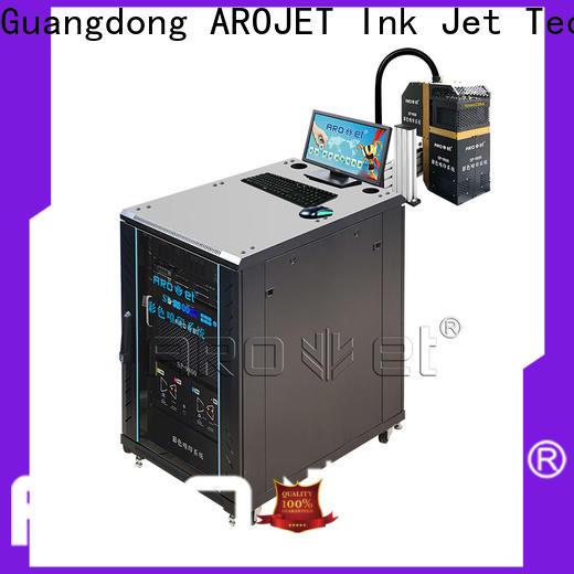 Arojet popular digital inkjet printing best manufacturer for label
