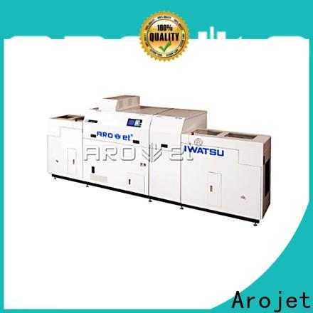 Arojet new inkjet printer industrial marking wholesale for paper
