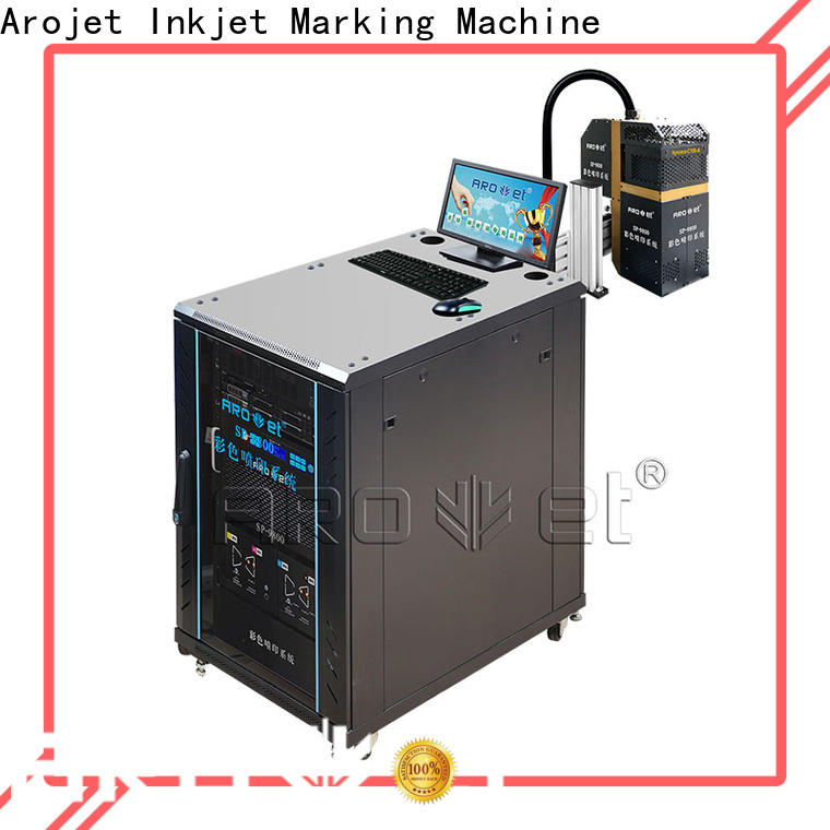 Arojet latest inkjet machine price inquire now for promotion