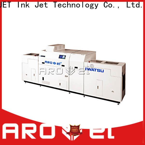 Arojet printer inkjet coding systems supplier for label