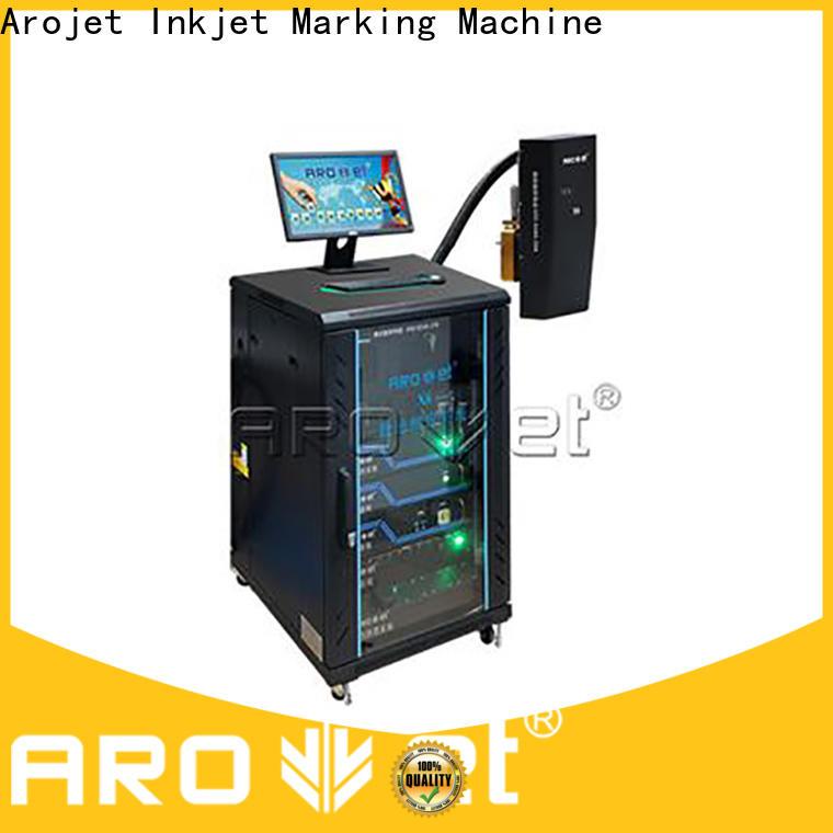 Arojet x6 inkjet machine price best supplier for promotion
