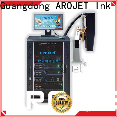 professional inkjet industrial printing date manufacturer for label