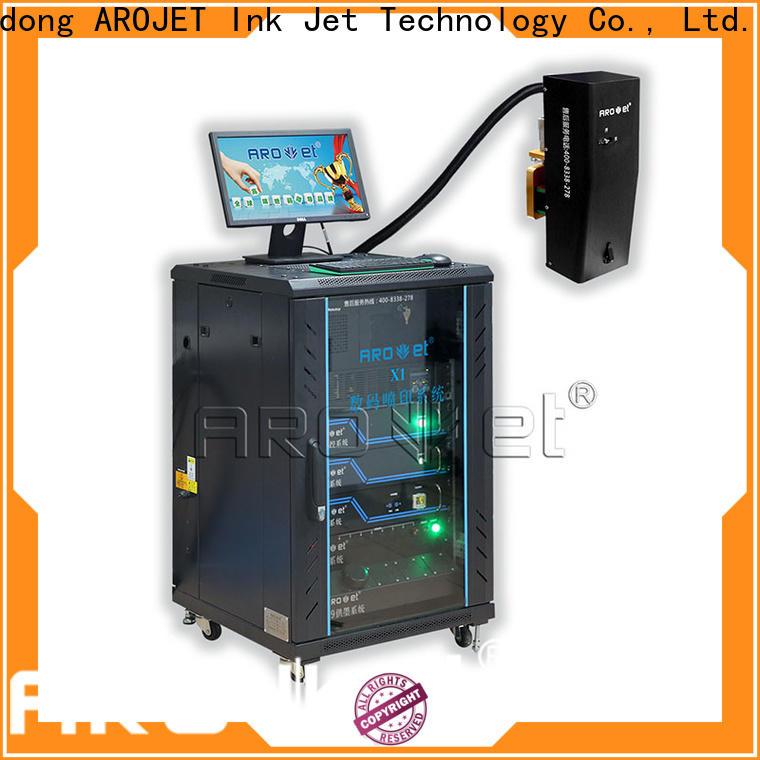 Arojet new inkjet coding systems supplier bulk buy