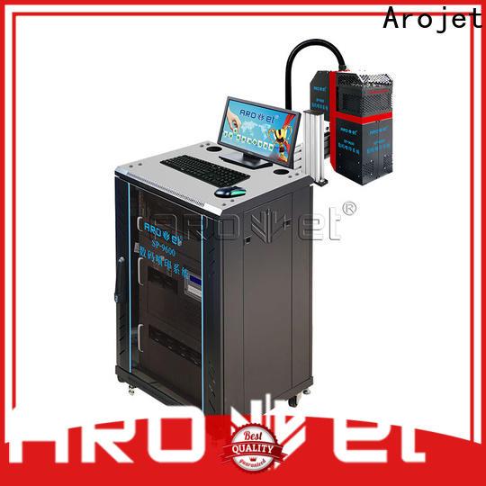 Arojet – inkjet printer for plastic bags series for label