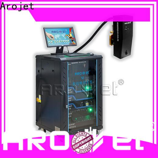 Arojet custom high definition inkjet printer factory for sale