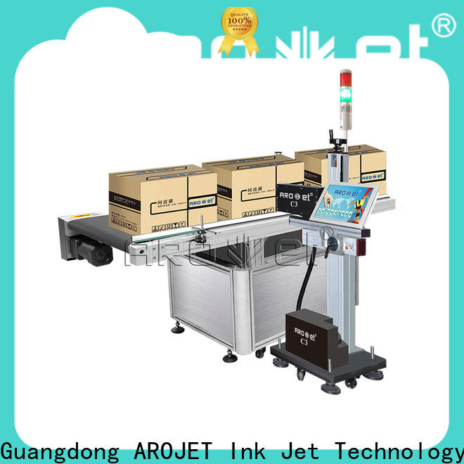 best value injet printers machine from China for label