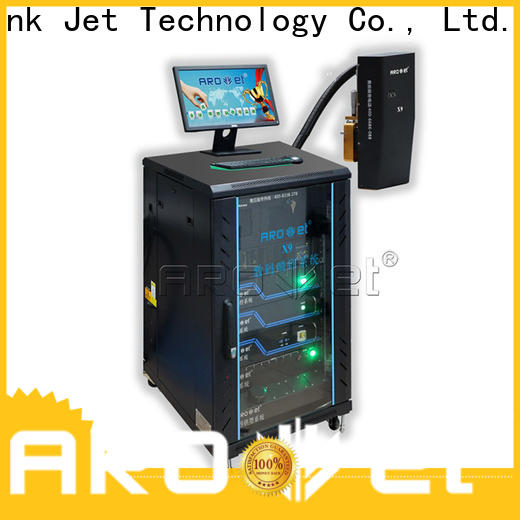 Arojet cost-effective uv inkjet printing on plastic bottles series for promotion