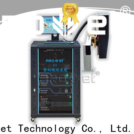 Arojet middlespeed inkjet coding machines best supplier for paper