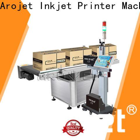 Arojet popular inkjet printer machine price with good price for sale