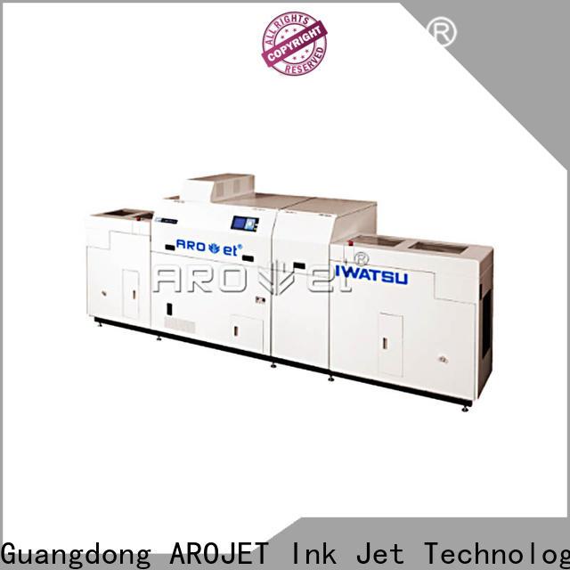 Arojet sp9600 ultra-fast high-volume inkjet label printer suppliers bulk buy