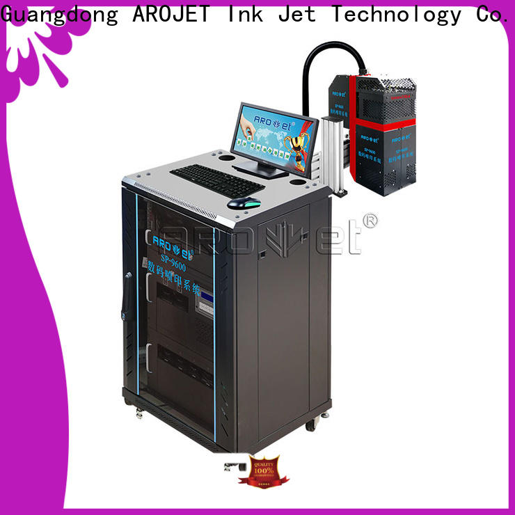 Arojet machine high-volume inkjet label printers supplier bulk buy