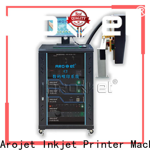 Arojet sp9800 price of industrial inkjet printer directly sale for paper