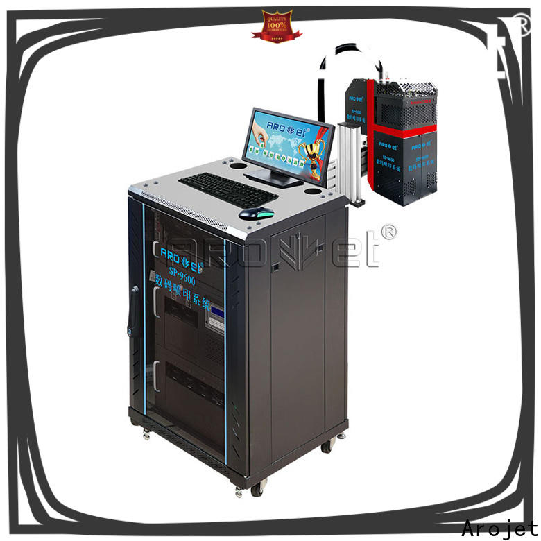 Arojet costeffective inkjet coding suppliers for film